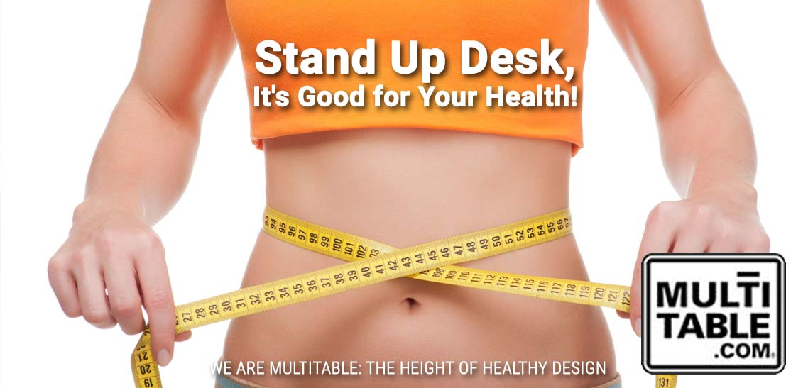Stand Up Desk Its Good For Your Health MultiTable Standing Desk Experts