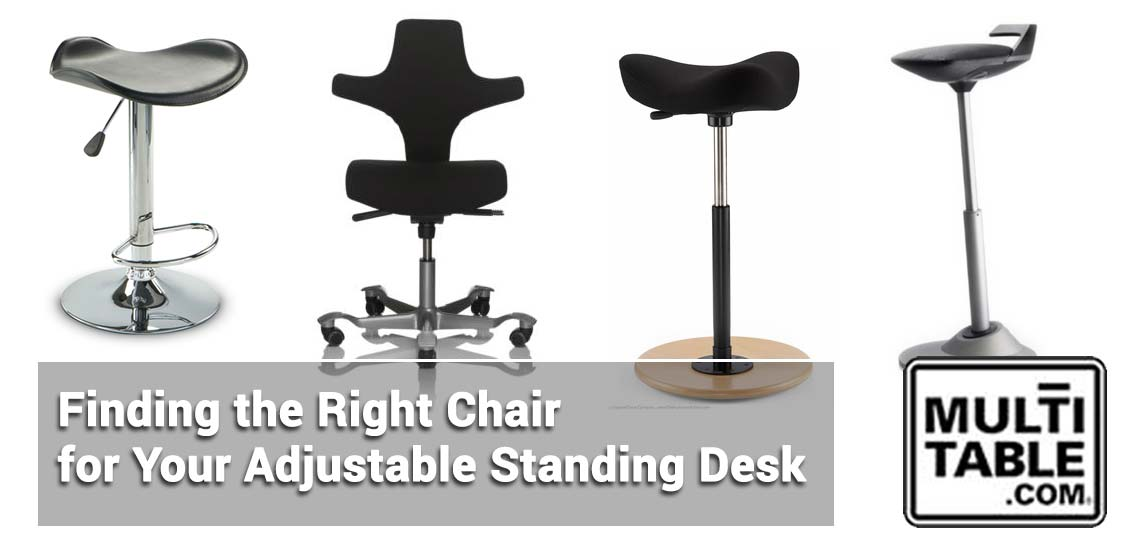 Finding The Right Chair For Your Standing Desk MultiTable