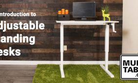 An Introduction To Adjustable Standing Desks MultiTable