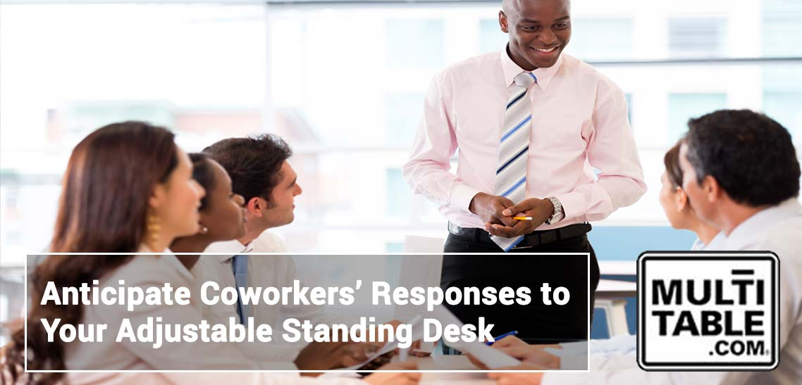 Responses To Adjustable Standing Desk Questions MultiTable The Standing Desk Experts
