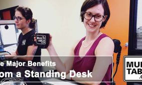 The Major Benefits From A Standing Desk MultiTable