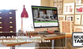Art For Your Ergonomic Standing Desk MultiTable