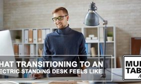 What Transitioning To An Electric Standing Desk Feels Like MultiTable