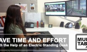 Save Time And Effort With The Help Of An Electric Standing Desk MultiTable