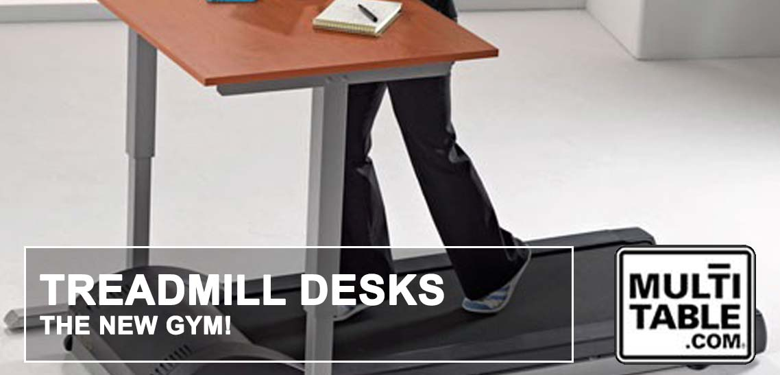 Treadmill Desk MultiTable