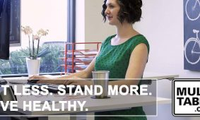 Height Adustable Standing Desk New Year Resolutions MultiTable