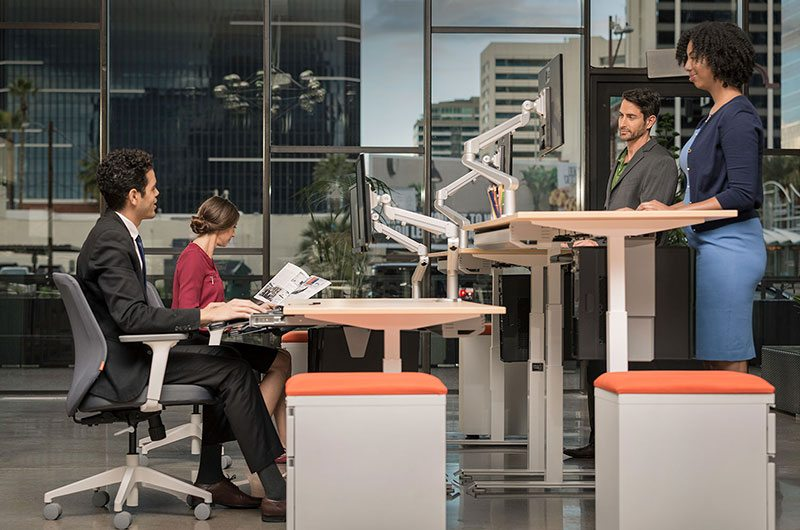 An Exceptional Standing Desk At A Fair Price Multitable