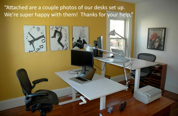 Standing Desk Bulk Pricing Mulable Height Adule Sit Stand Office Desks