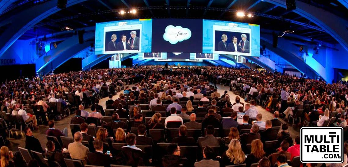 MultiTable Behind The Scenes At Dreamforce 2016