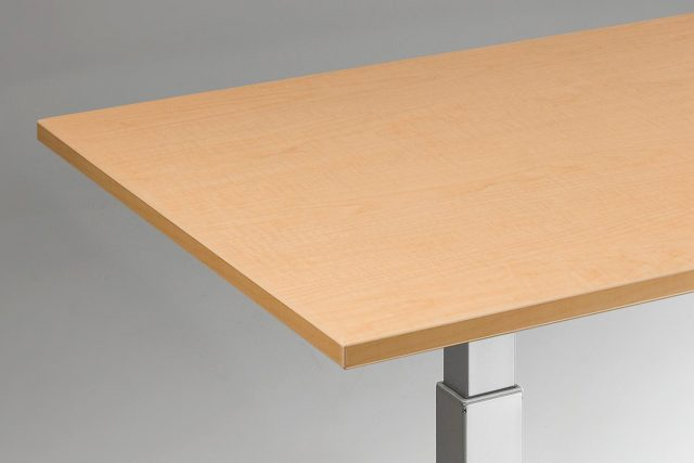 Standing Desk Top Fusion Maple