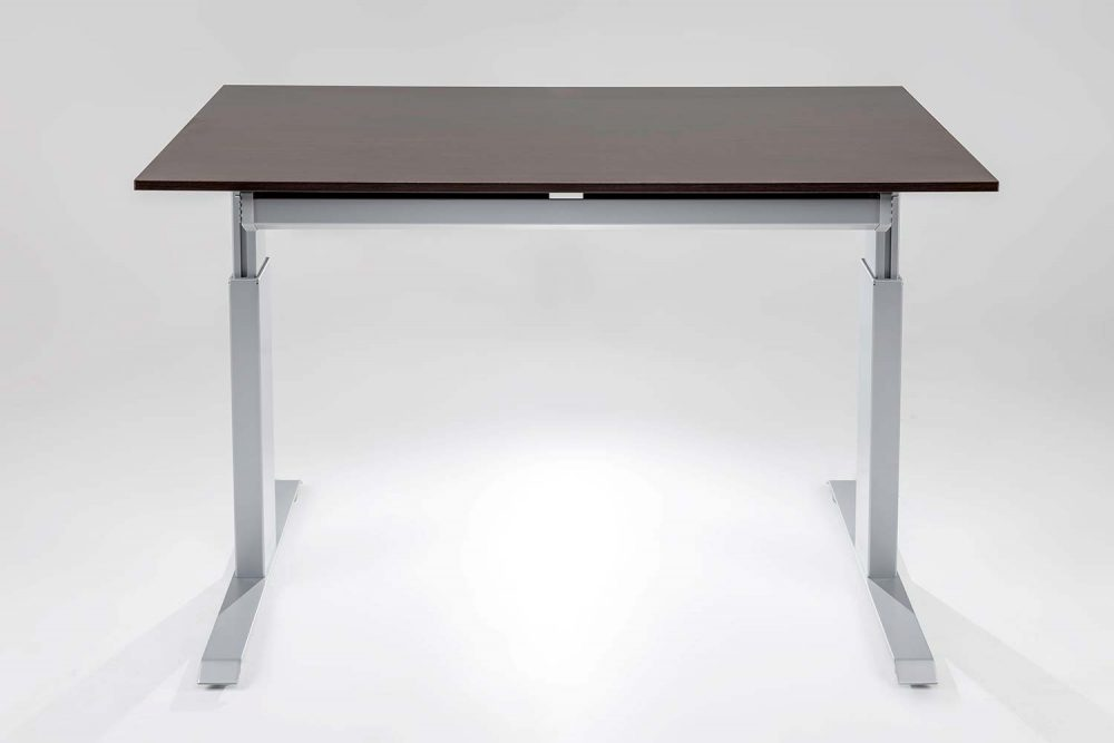 Large Standing Desk Cable Management Tray MultiTable