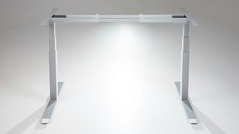 ModDesk Pro-L ​Electric L-Shaped Standing Desk Frame Specs