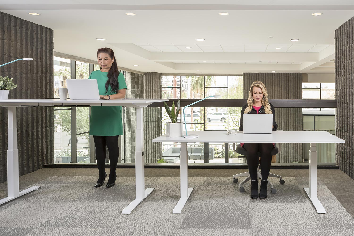 Best Standing Office Desk MultiTable