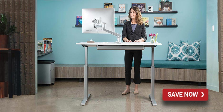 Standing Desk Electric Sale FlexTable MultiTable