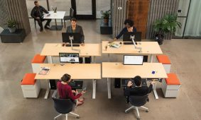 Working Toward A Healthier Workplace MultiTable